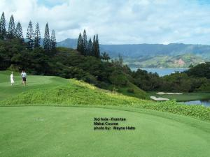 Makai Course - 3rd Hole