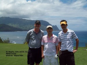 Makai Course - Golfing Buddies