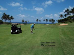 2014-05-22--#03--Golf at Kauai Lagoons - Steve