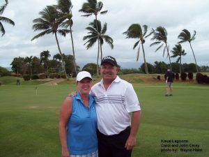 Carol and John Cerey