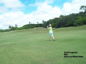 2014-08-06--#02--Golf at Kauai Lagoons - Elke.jpg