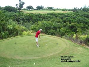 2014-08-06--#07--Golf at Kauai Lagoons - Alessandro.jpg