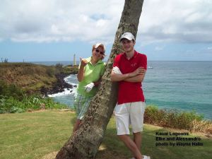 2014-08-06--#08--Golf at Kauai Lagoons - Elke and Alessandro.jpg
