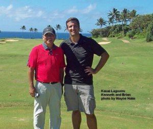 Kenneth Kimura and Brian Beaky