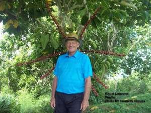 On the Kauai Lagoons Course - Wayne Halm