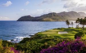 Kauai Lagoons 14th hole
