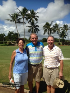 2014-10-22--#01--Golf at Kauai Lagoons - Abby Wayne and Barry.jpg