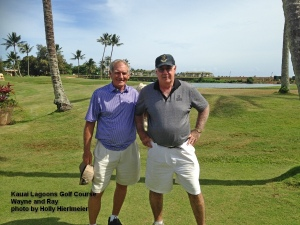 2014-11-06--#19--Golf at Kauai Lagoons - Wayne and Ray.jpg