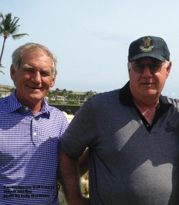 Wayne and Ray -- Just a couple of Good Old Boys