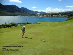 Kauai Lagoons Course #16