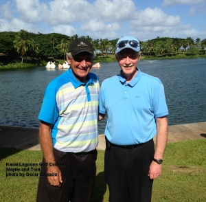 2014-11-19--#01--Golf at Kauai Lagoons - Wayne and Tom.jpg