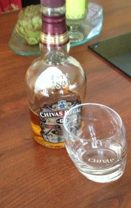The Perfect Scotch Glass - perhaps a tad small but perfectly serviceable.