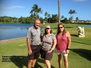 2014-11-23--#01--Golf at Kauai Lagoons - Wayne Holly and Sylvia.jpg