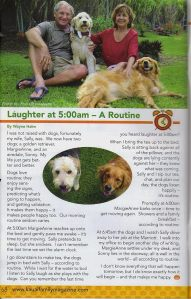Kauai Family Magazine Article Scan