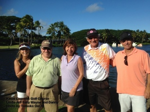 2014-11-29--#01--Golf at Kauai Lagoons - Linda Jeff Sally Wayne and Danny.jpg