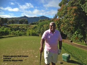 Kauai Lagoons Golf Course 5th hole