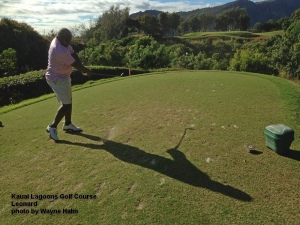 Kauai Lagoons Golf Course 5th hole
