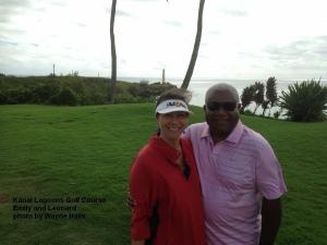 Kauai Lagoons Golf Course 14th Tee