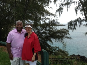Kauai Lagoons Golf Course 16th Tee