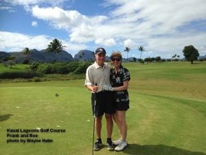 Kauai Lagoons - 11th tee