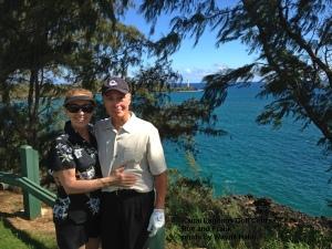 Kauai Lagoons 16th tee