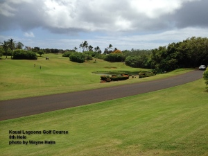 Kauai Lagoons 8th Hole