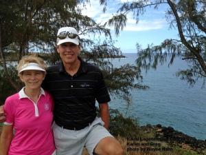 Karen and Greg