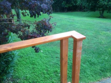 2015-11-29--#02--Deck Rebuild - railing