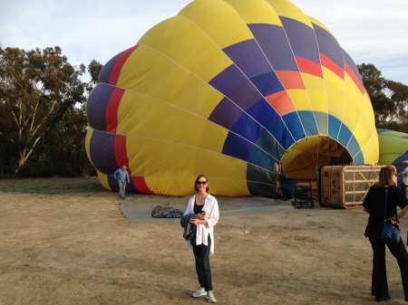 2015-12-06--#02--Hot Air Ballooning - Linda