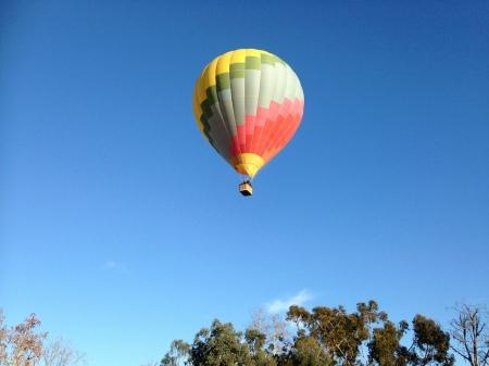 2015-12-06--#06--Hot Air Ballooning - In Flight