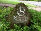Koele Golf Course Sign on Lanai