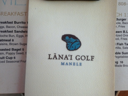 2016-01-14--#02--Lanai Golf - Scorecard