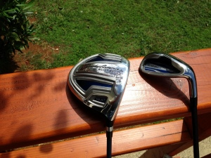 2016-03-10--#03--New Golf Clubs - New clubs