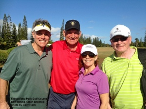 2016-03-20--#01--Golf at Kukuiolono - Ken Wayne Karen and Rod