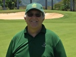 Dan at the Kiahuna Golf Club on Kauai