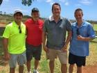 2016-09-03--#01--Golf at Kiahuna - Alejandra Wayne Matt and Kevin