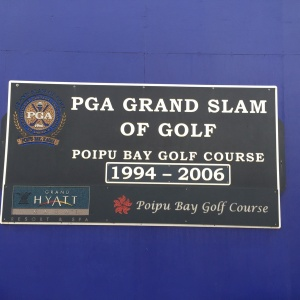 The PGA thought they could do better … they were wrong.